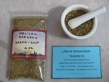 MEXICAN OREGANO    GREEK - CUT    2 OZ.    *Free USA Shipping*