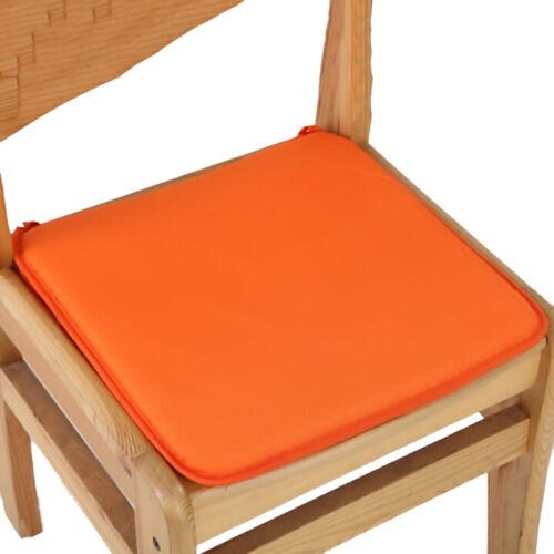 Krawatte auf weichen Stuhl Kissen Plain Obst Sitzpolster Garten Esszimmer Büro;W