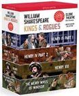 Kings And Rogues Box Set (DVD, 2012, 4-Disc Set)