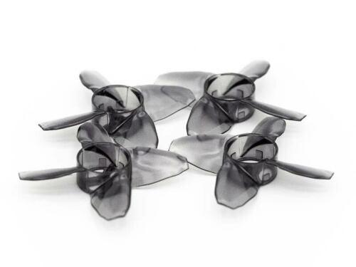 Black Emax Tinyhawk Indoor Avan TH Turtlemode Propeller 4-Blade 40mm