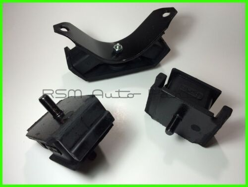 Toyota Corolla 1.8L 3TC 1980-1982 Engine Motor Mount Set Manual