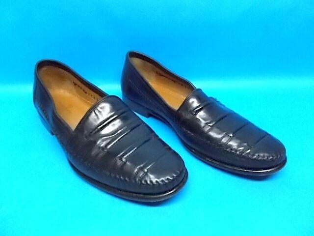 Stuart McGuire Spring Step Mens Black Loafers 10-1 2 M Unique shoes Brazil