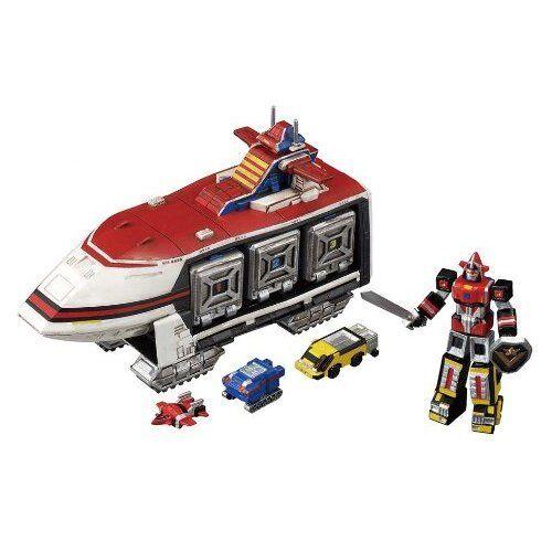 Megahouse Cosmo Fleet specialeee  Super Sentai Ranger Mechanics 2 Goggle Caesar  punto vendita