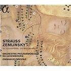Strauss: Till Eulenspiegel; Zemlinsky: Die Seejungfrau (2016)