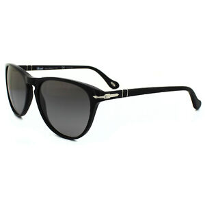 47e714462c7 Image is loading Persol-Sunglasses-3038-95-M3-Black-Polarized-Gradient-