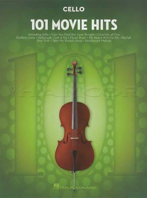 101 Movie Hits For Cello Sheet Music Book Skyfall Mission Impossible Star Trek Om Het Lichaamsgewicht Te Verminderen En Het Leven Te Verlengen