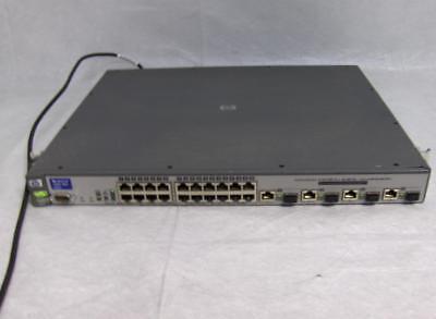 HP ProCurve J4903A 2824 Switch 24x 10//100//1000  4x SFP Port 3xAvailable