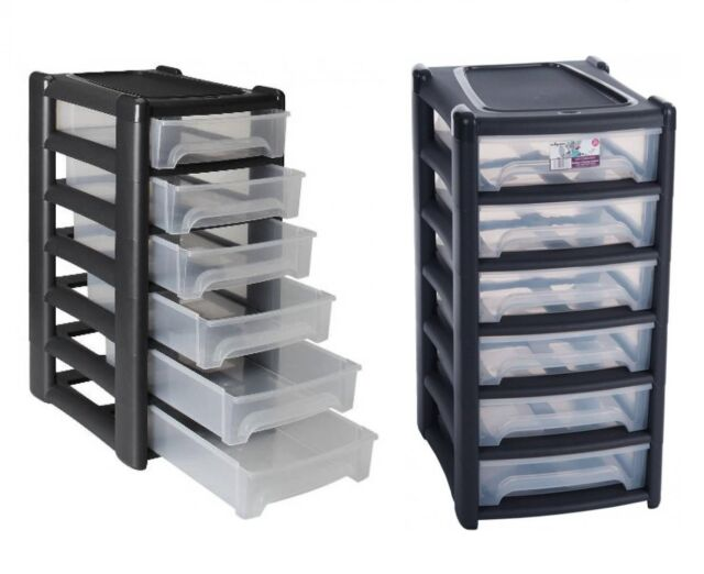 Storage drawers collection on ebay - Storage units for small spaces collection ...