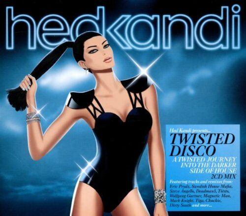1 of 1 - Hed Kandi - Twisted Disco - Twisted Disco - Hed Kandi - Twisted Disco CD BOVG
