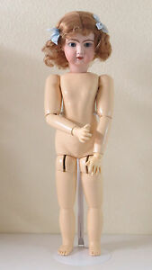Antique-doll-repro-French-BABY-034-Jum-034-1907-Moule-034-62-cm-24-in-environ-60-96-cm