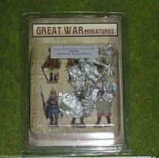 GREAT WAR MINIATURES British Signallers B15 28mm