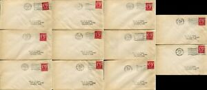 USA-690-Pulaski-FDC-First-Day-Issue-Cover-Postage-Cancellation-Collection-1931