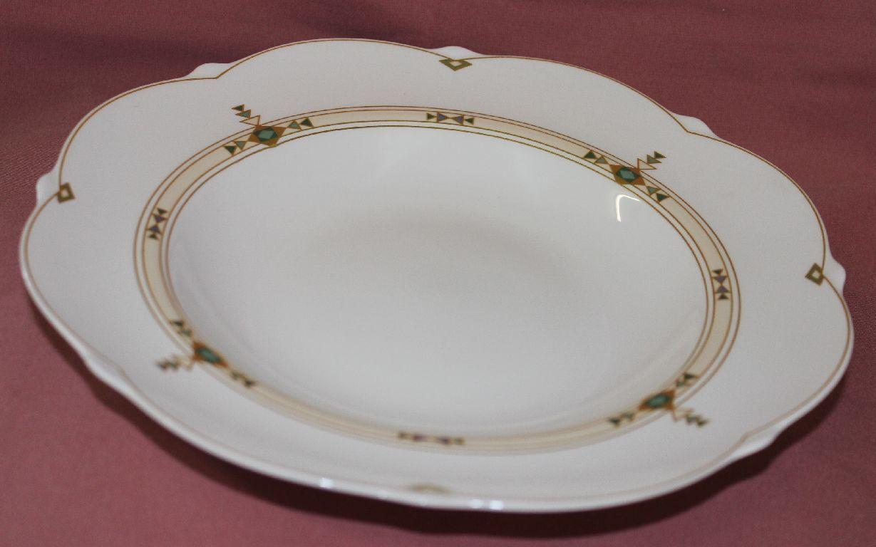 Villeroy Boch Heinrich V&B Paloma Picasso Montserrat 3 Suppenteller Suppenteller Suppenteller Ø23 cm 45650   | Trendy  ca4087