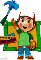 9 Handy Manny Tools Fabric Wall Safe Character Applique Decals Cut Outs