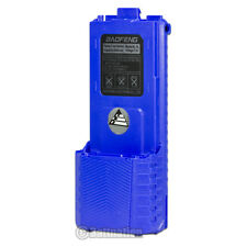 BAOFENG Pofung BL-5L 3800mAh 7.4V Extended Li-Ion Battery for UV-5R Radio BLUE