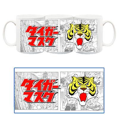 Adesivo Uomo Tigre Tiger Mask Manga Anime Cartoon Sticker