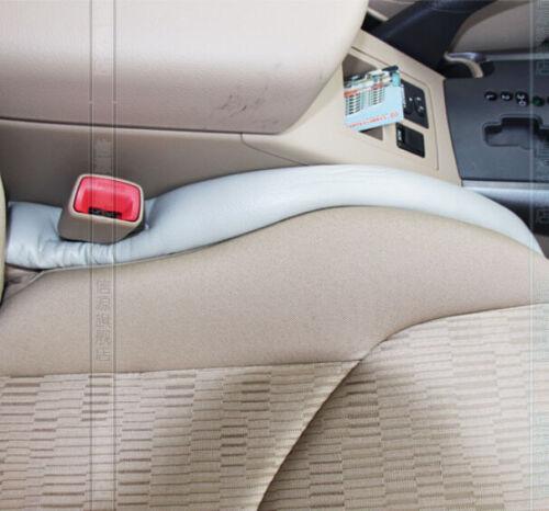 1//2PCS CAR SEAT GAP STOPPER LEAK PROOF STOP MUD PAD FILLER MAT DROP BLOCKER FLAP