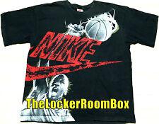 Nike Air Jordan V Jumpman camiseta Camisa talla XL SZ 48 NBA Basketball XI vi 1990