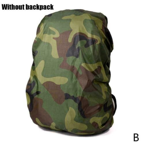 Waterproof Dust Rain Cover Travel Hiking Backpack Camping Sizes 5 Rucksack S1J7