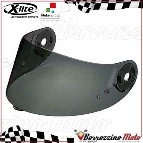 VISIERA ORIGINALE X-LITE XFS-02 FUME SCURO DARK GREEN CASCO X-802 X802