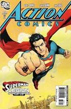 Action Comics #858 (NM)`07 Johns/ Frank
