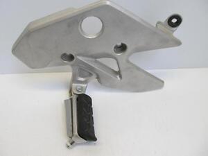 HONDA-CBR500R-CBR-500-R-CBR500-13-14-FRONT-LEFT-FOOT-PEG-amp-BRACKET