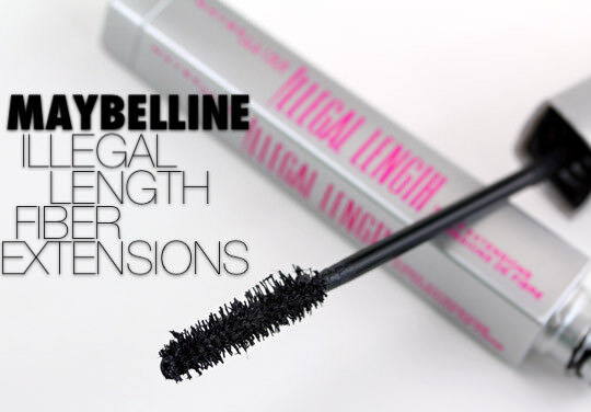 049571dd463 Maybelline Illegal Length Fiber Extensions Washable Mascara 932 Brownish  Black for sale online | eBay