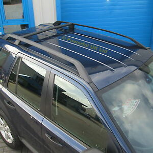Image Is Loading Complete Roof Rack Rail Kit For Land Rover