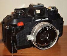 Cámara SLR década de 1980 Nikon Nikonos Iv-un submarino 35mm 1:2 .5 Lente de 35mm