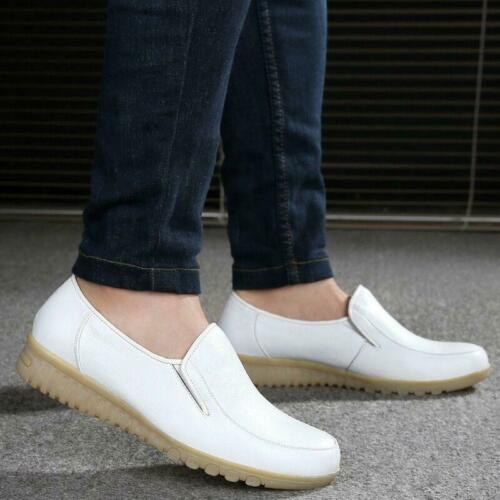MEN/'S Talon Plat travail infirmiers Casual médecin Business Comort Antidérapant Chaussures