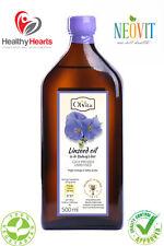 "Aceite de Linaza Crudo de Linaza Aceite/al Dr. Budwig la dieta alta OmegaUtica507-10SLIPALICATESCOMUNESAjustable91/2""L@@k*EnvíoGratuito*"