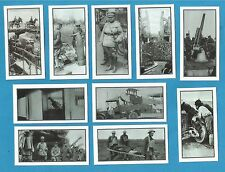 Cigarette / Trade cards - Images of the Great War 3rd Series - 2013 Mint Set