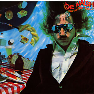 Details about Album Covers - Joe Walsh - But Seriously Folks (1978) Album  Poster 24