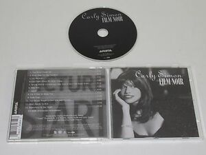 CARLY-SIMON-Film-Noir-Arista-07822-18984-2-CD-Album