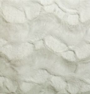 OFF-White-minky-Stella-Fabric-58-034-Wide-Sold-by-the-Yard
