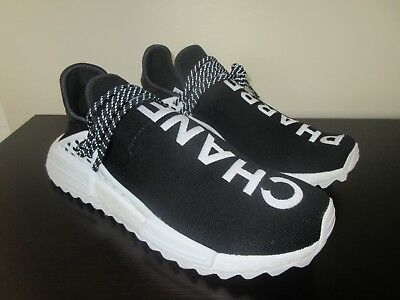 huge selection of e3ab8 d2124 Adidas Human Race NMD Pharrell X Coco Chanel SZ 11 HU Black White PW CC  D97921 | eBay