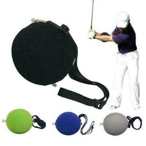 Golf-Training-Ball-Outdoor-Portable-Smart-Tour-Striker-Swing-Aid-Adjustable-HOT