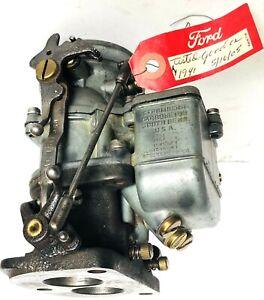 Original 1941 Ford Flathead V8 Stromberg 97 Carburetor,Rat Rod