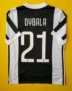 b575b61ff 4.9 5 Dybala Juventus kids jersey 13 - 14 years 2017 shirt AZ8703 ...