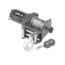 2500 lb Electric Winch with Wireless Remote Control - ATV/UTV