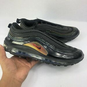 Nike Air Max 97 Playstation Yellow Black Red Mens Size 9