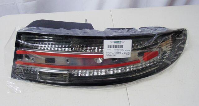 Genuine Aston Martin V8 Vantage Rh Passenger Smoked Tail Light Lamp Oem For Sale Online Ebay