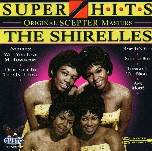 The Shirelles - Super Hits [New CD]
