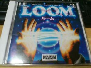 PC-Engine-Loom-Japan-NEC-PCE