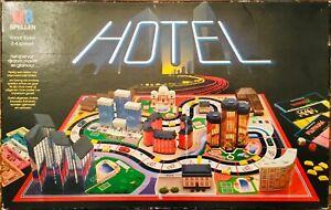 HOTEL-vintage-gezelschapsspel-boardgame-brettspiel-jeu-de-plateau-by-MB-90-s