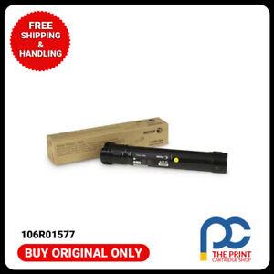 New-amp-Original-Fuji-Xerox-106R01577-Black-Toner-Cartridge-for-7800dn