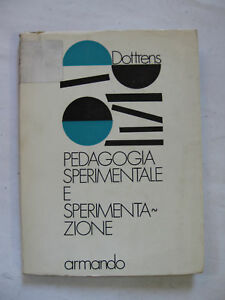 DOTTRENS-PEDAGOGIA-SPERIMENTALE-E-SPERIMENTAZIONE