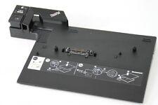 IBM Lenovo Docking Station 42W4637 mit Schlüssel ohne Netzteil T60 R60 T61 T500