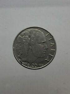Vittorio-Emanuele-III-20-Cents-Empire-1939-Xvii-Magnetic