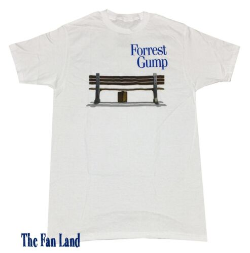 New Forrest Gump 1994 Vintage Retro Mens T-shirt